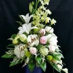 Flower-Hanabana ใหญ่ 100ซม (ส)x50ซม(ก)