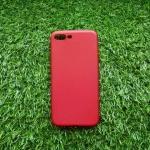 TPU Red iphone7 plus(ไม่โชว์โลโก้)/iphone8 plus(ใช้เคสตัวเดียวกัน)