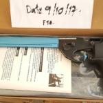 New.ปืนสั้นทรงแข่งขันWolf .177cal.Co2 Pistol ✔แรง 490+Fps. ✔ระบบอัดอากาศ PCP ✔แรงดัน 1000-2000psi ✔โครงอลูมิเนียม ไกปรับแต่ง ✔ระยะยิงทีละนัดหวังผล 8-12m. ราคาพิเศษ