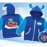 เสื้อกันหนาวซานต้า Dumex ** ค่าจัดส่งฟรี ปณ.พัสดุธรรมดา