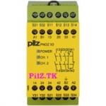 PilZ 774310 PNOZ X3 24VAC 24VDC 3n/o 1n/c 1so LiNE iD : PILZ.TK