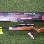 New.ปืนอัดลม Ruger Impact Max .22 Pellet Air Rifle with Scope เบอร์ 2 ✔พร้อมกล้องRuger 4x32 ราคาพิเศษ