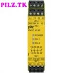 PilZ 777301 PNOZ X2.8P 24VACDC 3n/o 1n/c LiNE iD : PILZ.TK