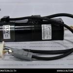AC SERVO MOTOR MODEL:SGMAH-01AAA2B [YASKAWA]