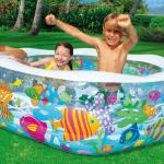 สระว่ายน้ำเป่าลม Intex 56493 (6 ฟุต)
