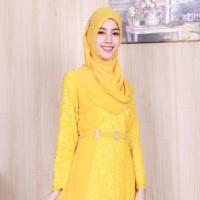☆ Bright Yellow Diamond Dress ✧ ☆