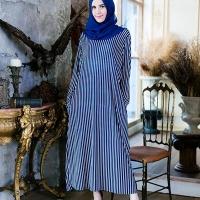 ✧☆ Stripe Maxi Dress ☆ ✧