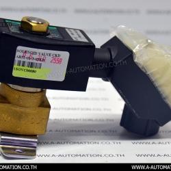SOLENOID VALVE MODEL:AB31-01-3-03KB [CKD]