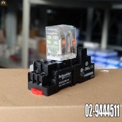 ขาย Relay Tele รุ่น RM024LD+Socket รุ่น RXZE2M114