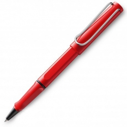 Lamy Safari Red Rollerball Pen