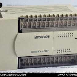 PLC MODEL:FX2N-32ER [MITSUBISHI]