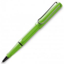 Lamy Safari Green Rollerball Pen