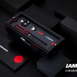 Lamy x Kumamon Limited Edition