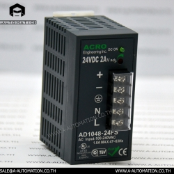 POWER SUPPLY MODEL:AD1048-24FS [ACRO]
