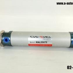 ขาย กระบอกลม Cylinder CHNENCI MAL25-75 (สินค้าใหม่)