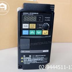 Inverter Omron Model:3G3JX-A2007 (สินค้าใหม่)