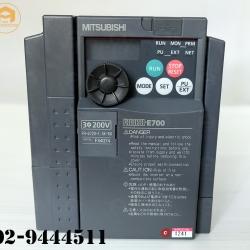 ขาย inverter mitsubishi Model:FR-E720-1.5K-60 (สินค้าใหม่ไม่มีกล่อง)
