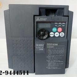 ขายinverter mitsubishi Model:FR-E740-3.7K (สินค้าใหม่ไม่มีกล่อง)