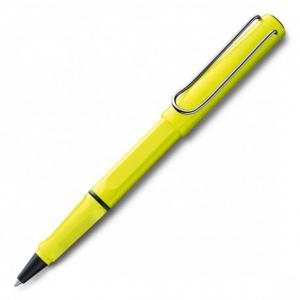 Lamy Safari Neon Yellow Rollerball pen (Special Edition 2013)