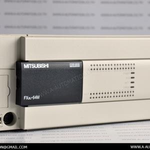 PLC MODEL:FX3U-64MR/ES [MITSUBISHI]