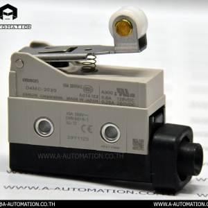 LIMIT SWITCH MODEL:D4MC-2020 [OMRON]