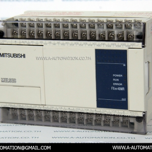 PLC MODEL:FX1N-40MR-ES/UL [MITSUBISHI]