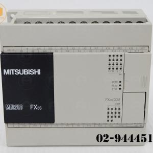 Plc Mitsubishi Model:FX3S-30MT/DSS (สินค้าใหม่)
