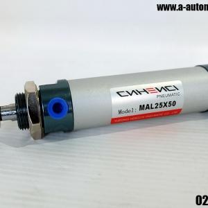 ขาย กระบอกลม Cylinder CHNENCI Model:MAL25-50 (สินค้าใหม่)