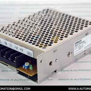 POWER SUPPLY MODEL:S8JC-Z05024C [OMRON]