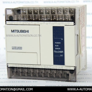 PLC MODEL:FX1N-24MR-ES/UL [MITSUBISHI]