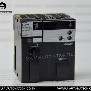 PLC Omron Model:CJ2H-CPU64-EIP