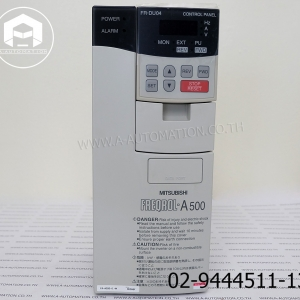 Inverter Mitsubishi Model:FR-A520-0.4K-37 (สินค้าใหม่)