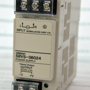 POWER SUPPLY MODEL:S8VS-06024 [OMRON]