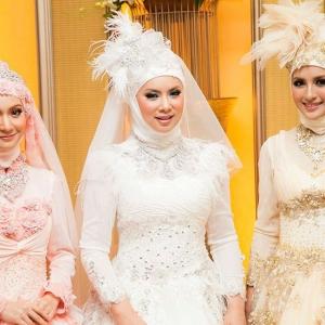 รวมชุดแต่งงานมุสลิมสวยๆค่ะ^_^