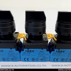 Selector Idec Model:YW1S-3E20P (สินค้าใหม่)