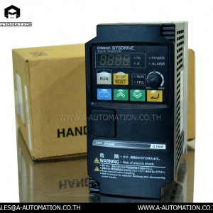 Inverter Omron Model:3G3JX-A2007