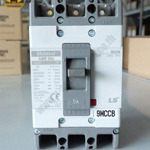 Breaker LS Model : ABS33C 3P 5A