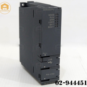 Plc Mitsubishi Model:Q03UDCPU (สินค้าใหม่)
