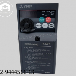 Inverter Mitsubishi Model:FR-D720S-0.4K (สินค้าใหม่)