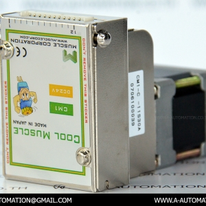 AC SERVO MOTOR MODEL:CM1-C-11S30A [COOL MUSCLE]