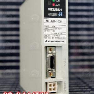 Servo mitsubishi Model:MR-J2M-10DU (สินค้าใหม่)
