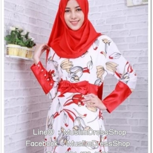 ✧☆ Floral Print Milin Dress ☆ ✧