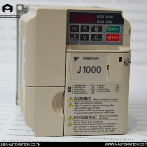 INVERTER MODEL:CIMR-JT2A0012BAA [YASKAWA]
