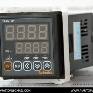 COUNTER/TIMER MODEL:CT4S-1P2 [AUTONICS]