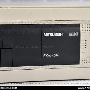 PLC MODEL:FX3G-40MR/DS [MITSUBISHI]
