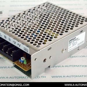 POWER SUPPLY MODEL:S8JC-Z03524C [OMRON]