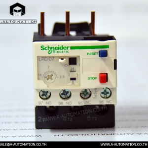 OVERLOAD RELAY MODEL:LRD7 [TELE]
