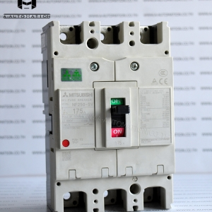 BREAKER MODEL:NF250-SV,3P 175A [MITSUBISHI]