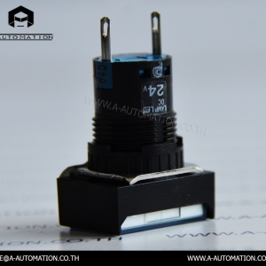 PILOT LAMP MODEL:AL6H-P4P-TK868-6G สีเขียว [IDEC]