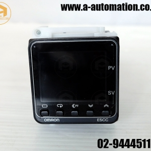 Temperature Omron Model:E5CC-QX3ASM-000 (สินค้าใหม่)
